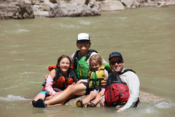 river family pic
