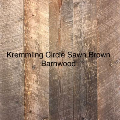 Kremmling Brown Wall Cladding