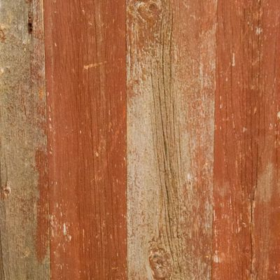 Barnwood Siding, Red to Faded Grey